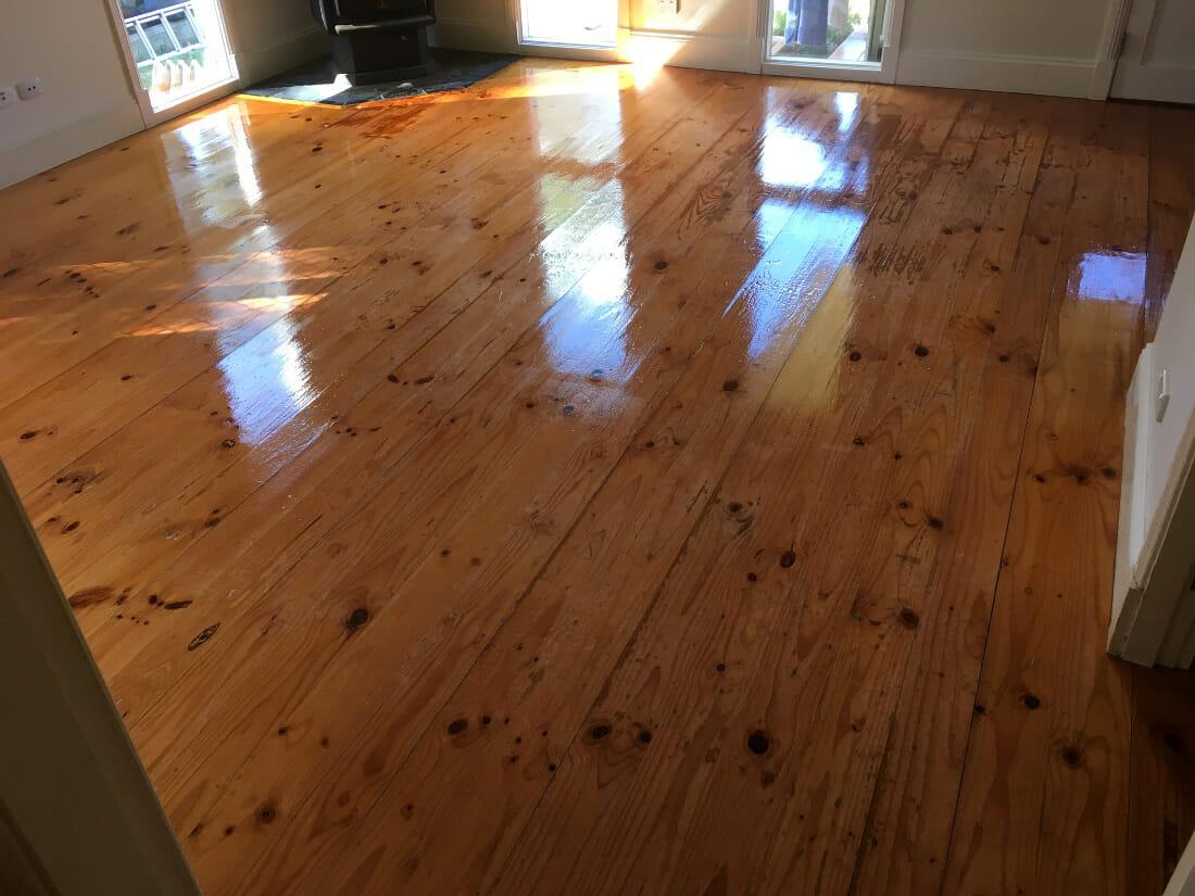 Floor Sanding Melbourne Service